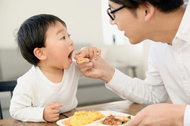 3歳以下のお子さまには糖質が少ないおやつを与える